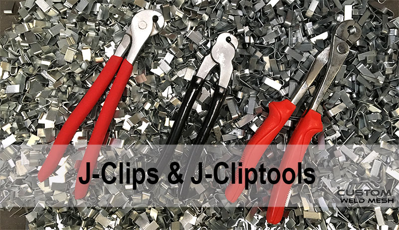 j clips j cliptools j-clips j-cliptools hartco clips fencing clips vertex clips upholstery clips customweldmesh forrest j-clips