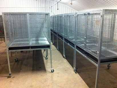wire mesh mobile cages animal cages zoo cages animal enclosue cage poultry unit cages poultry farm
